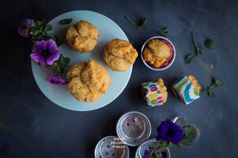 Sweet Potato Huat Kueh (Kue Moho Ubi)