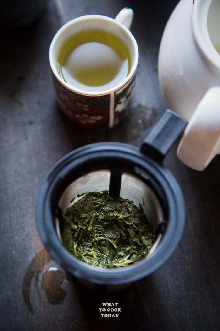 Homemade Lahpet (Burmese Pickled Tea Leaves)