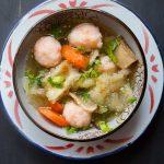 Nyonya Fish Maw Soup (Hu Pioh / Yu Piu Soup)