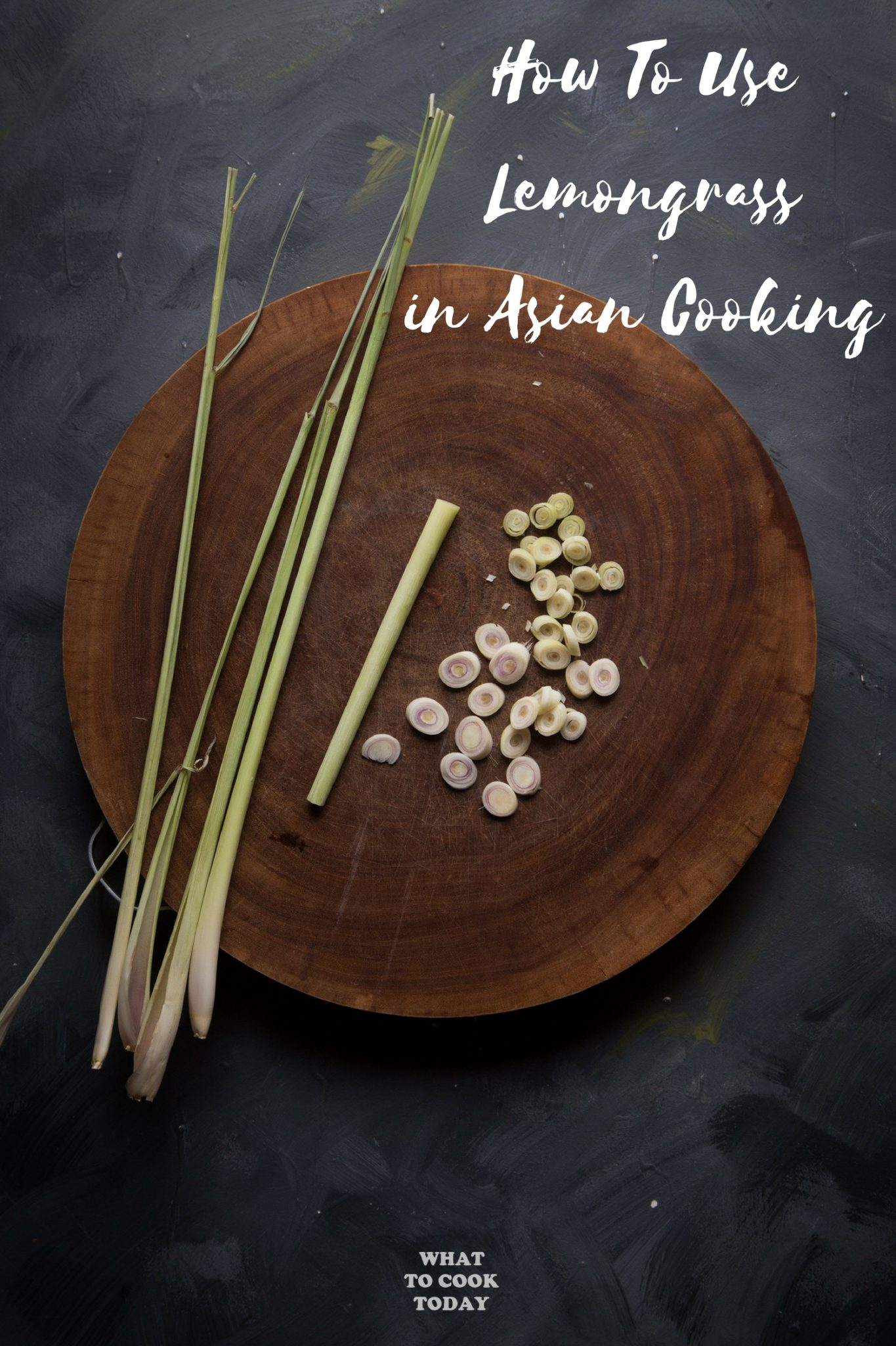 How To Use Lemongrass in Asian Cooking #Lemongrass #herb