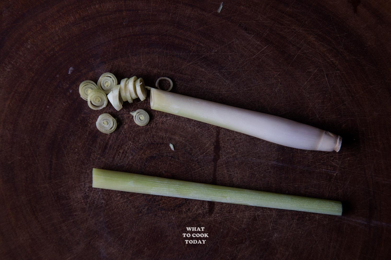 How to prepare lemongrass #Lemongrass #herb