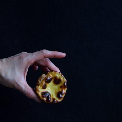 Easy Pastel De Nata / Portuguese Egg Tarts