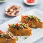 Savory Steamed Pumpkin Kuih