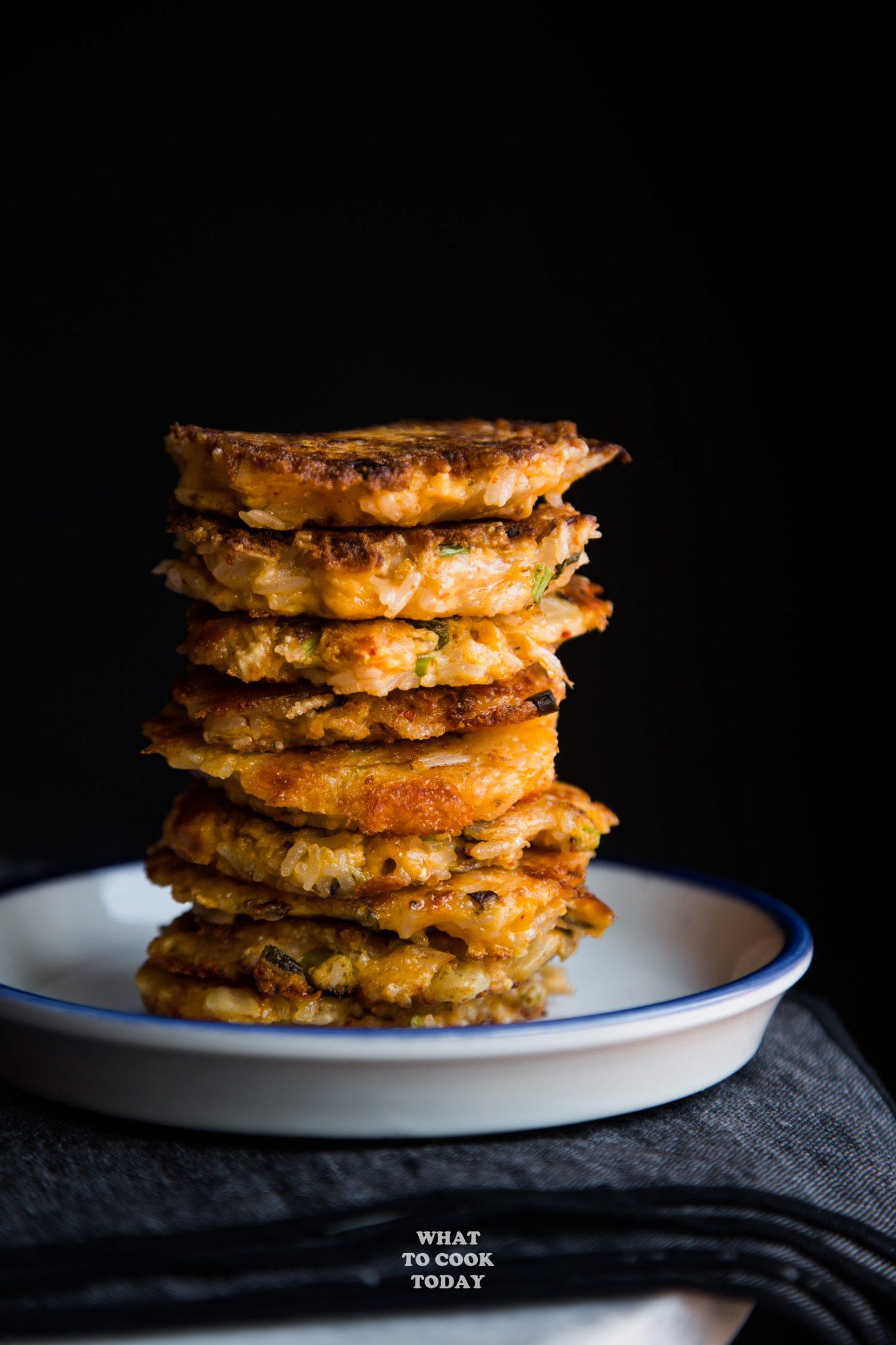 Cheesy Kimchi Rice Cakes #ad #CheeseLove