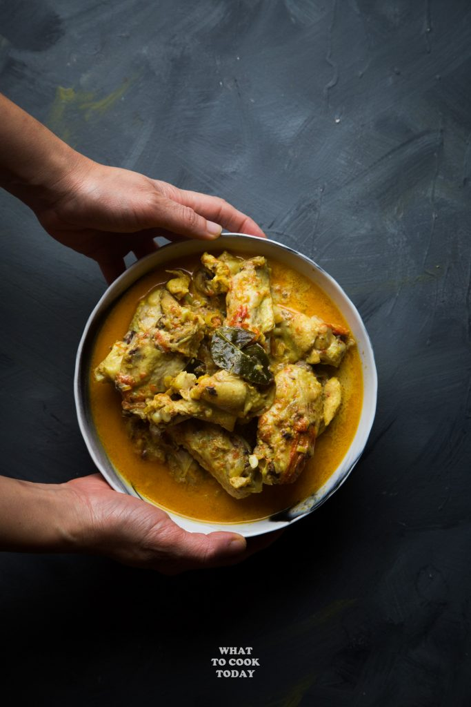 Instant Pot Indonesian Curry Chicken (Kari Ayam)