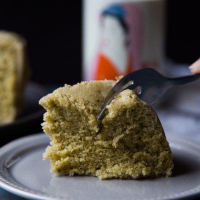 Instant Pot Chinese Steamed Sponge Cake (Ji Dan Gao)