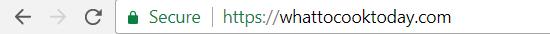 SSL site