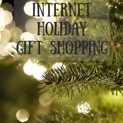2017 Internet Holiday Gift Shopping (Under $100)