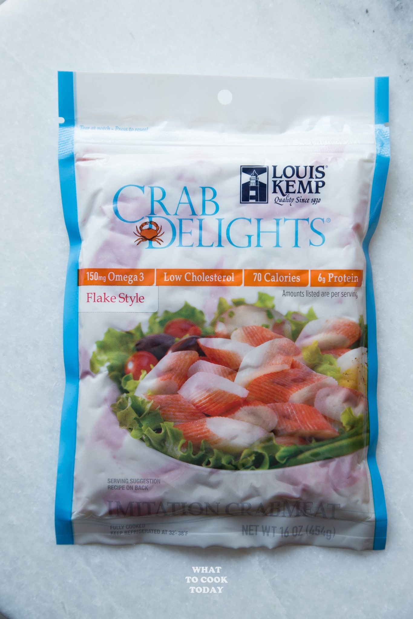 Louis Kemp® Crab Delights® Flake Style