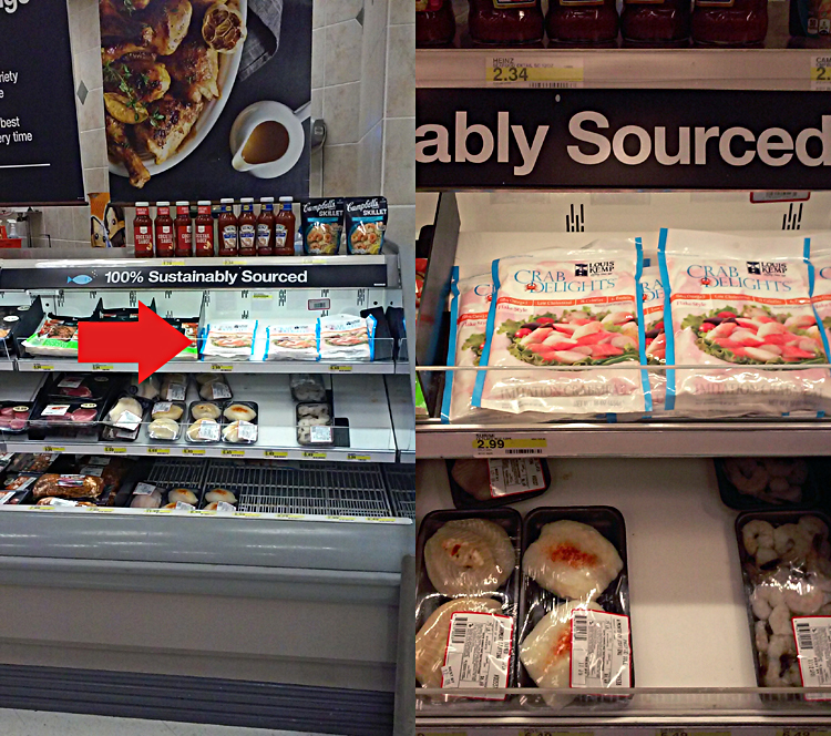 Louis Kemp® Crab Delights® Flake Style at Target
