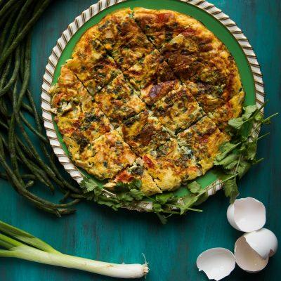 Laotian Omelette