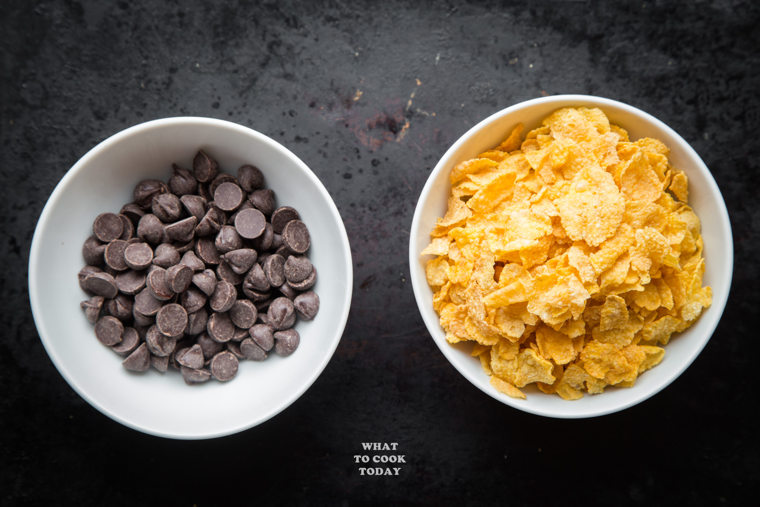Chinese New Year Chocolate Cornflakes Clusters (No Bake)#CNY #sweets #cereal #chocolate