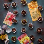Chinese New Year Chocolate Cornflakes Clusters (No Bake)