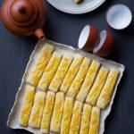 Kue Kastengel (Dutch-Indonesian Cheese Tarts)