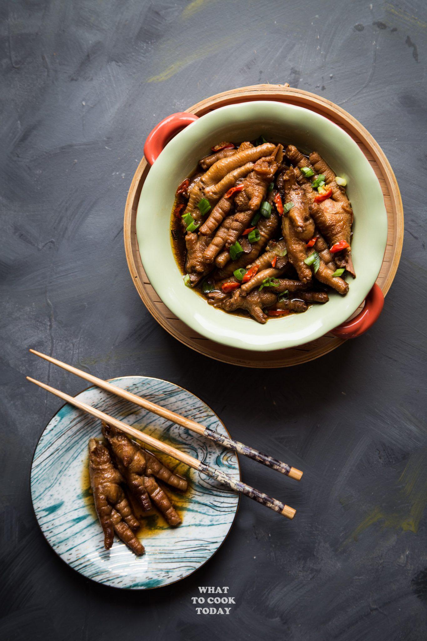Pressure Cooker Dim Sum Chicken Feet (Ceker Ayam Dim Sum) #instantpot #instantpotrecipes #chickenfeet #dimsum