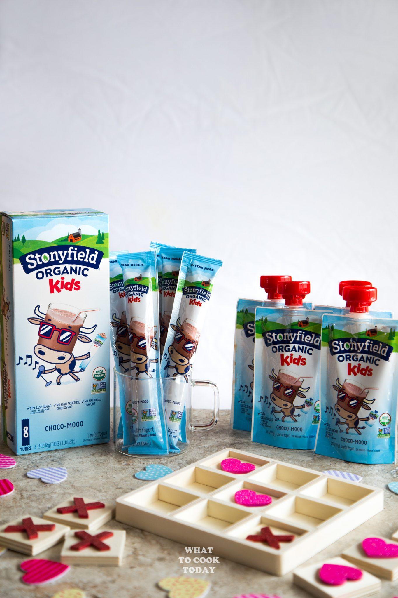 Stonyfield® Organic Kids® and Stonyfield® Organic Kids® Choco-Mooo AD #StonyfieldKids