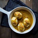 Gulai Telur Padang (Padang-style Eggs in Spicy Coconut Broth)