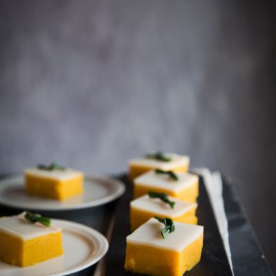 Kue Talam Ubi (Steamed Sweet Potato Cake)