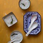 Easy Tapioca Pearls Coconut Milk Dessert