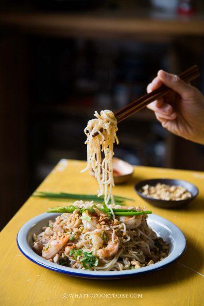 Stir-fried Shirataki Pad Thai