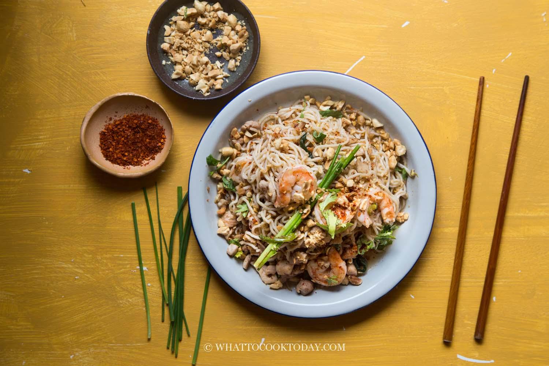 Shirataki Pad Thai Noodle