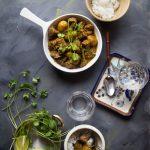 Pressure Cooker Burmese Beef Potato Curry