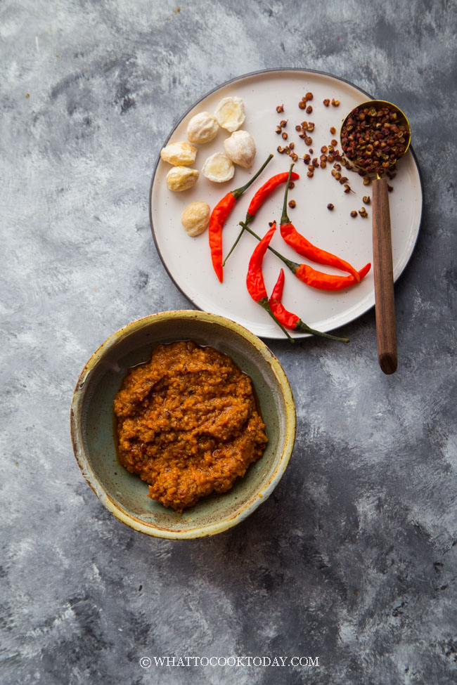 how to cook chicken sambal