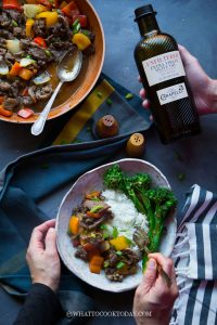 Chinese Five-Spice Sizzling Steak Stir-fry