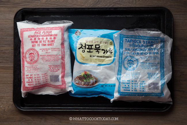 Kuih Kosui / Kue Lumpang (2 Flavors - No Alkaline Water)