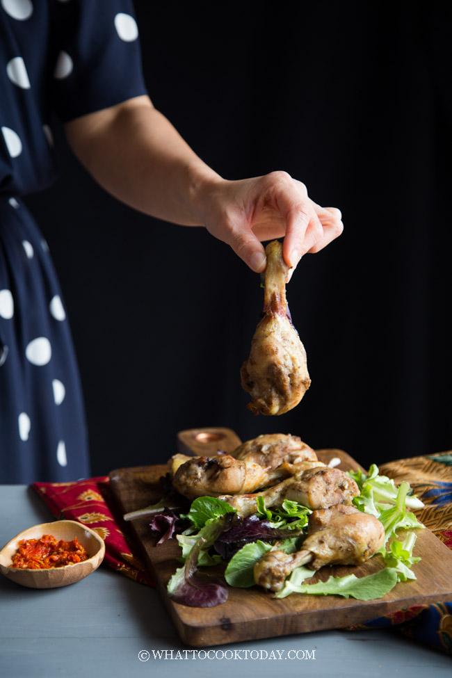 Ayam Pop Padang (Pressure Cooker)