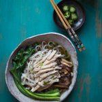 Easy Ipoh Shredded Chicken Hor Fun (Kai Si Hor Fun)