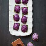 Purple Sweet Potato Ang Ku Kueh