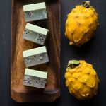 Dragon Fruit (Pitahaya) Agar Agar Cake
