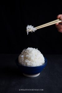 How To Cook Soft Fluffy Jasmine Rice (Rice Cooker, Instant Pot, Stove Top)