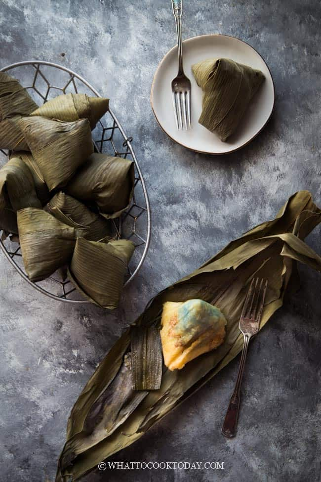 Nyonya Chang Glutinous Rice Dumplings (Zong Zi)
