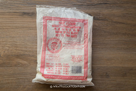 Asian Rice Flour