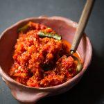 Easy Sambal Balado (Indonesian Sambal Chili Sauce)