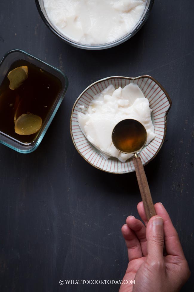 Super Easy Soybean Pudding (Tau Foo Fah / Dou Hua)
