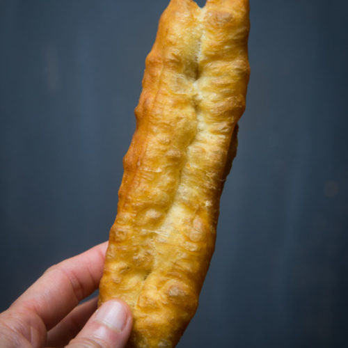 Yau Char Kwai / You Tiau / Cakwe (Chinese Fried Cruller)