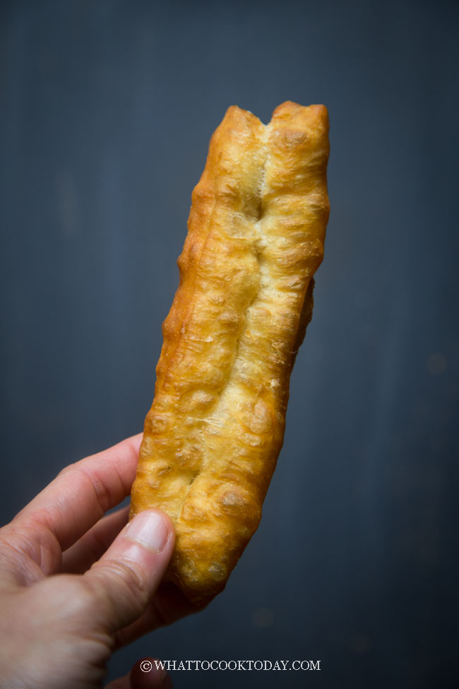 Cakwe / Yau Char Kwai / You Tiao (Chinese Fried Cruller)