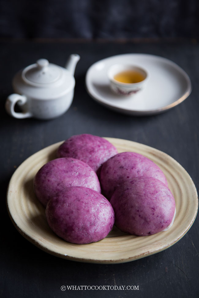 Purple Sweet Potato Hee Pan (Xi Ban)
