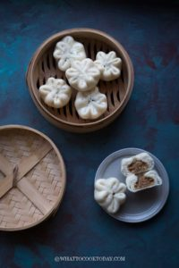 Instant Pot Chinese Steamed Buns