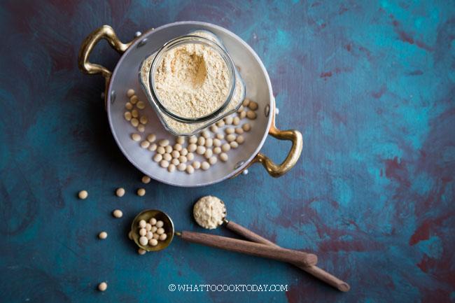 How To Make Bubuk Koyah Kedelai (Spiced Soy Powder)