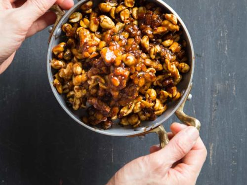 Kering Tempeh Kacang Spicy And Sweet Fried Tempeh And Peanuts