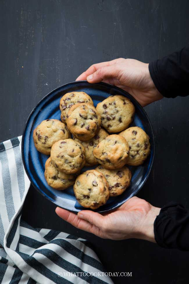 The Best Soy Sauce Chocolate Chip Cookies