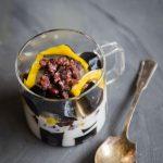 Grass Jelly Dessert/Drink (Cincau)