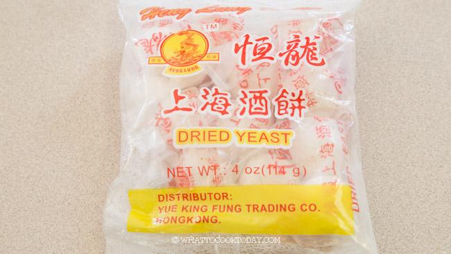 Rice Yeast