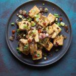 Crispy Salt, Pepper, Chili Tofu (Tahu Lada Cabe Garam)