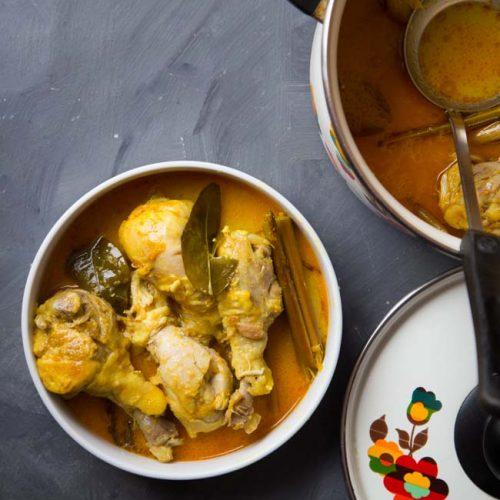 How To Cook Gulai Ayam Padang