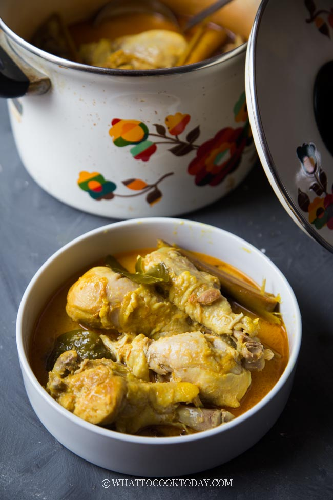 How To Cook Gulai Ayam Padang
